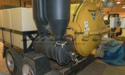 2012 McLaughlin Vermeer Mighty Mole Pot Holer 800g Pot Holer