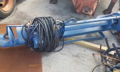 Tulsa Rig Iron MCS500