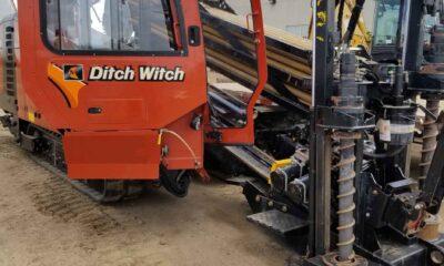 2018 Ditch Witch JT60