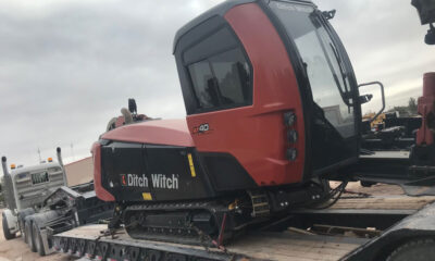 2019 Ditch Witch AT40 directional drill package