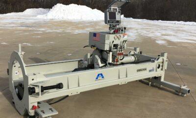 2020 Akkerman GBM240A guided boring machine