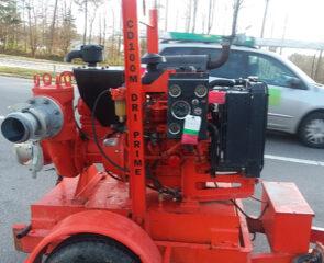 Godwin CD100M pump
