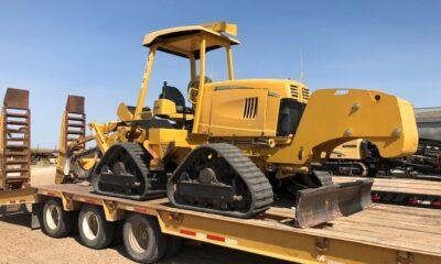 2018 Vermeer RTX1250 Quad Plow Trencher