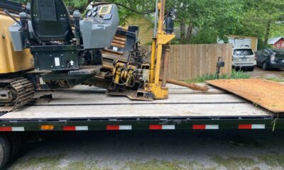 2010 Vermeer D24x40SII directional drill