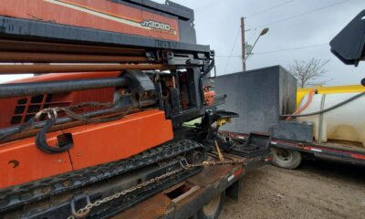 2012 Ditch Witch JT3020AT directional drill