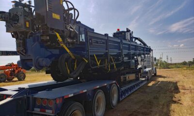 2019 American Augers DD240T directional drill