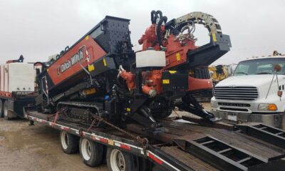 2019 Ditch Witch AT40 directional drill
