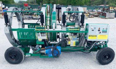 McElroy wheeled rolling MegaMC 1236 fusion machine