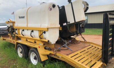 Vermeer D16x20SII MX125 mixer