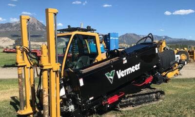 2018 Vermeer D40x55S3 directional drill
